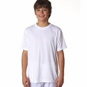Youth Cool & Dry Sport Performance Interlock Tee: (8420Y)