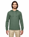 Unisex 4.25 oz. Blended Eco Jersey Pullover Hoodie: (EC1085)