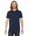 Unisex Fine Jersey Pocket Short-Sleeve T-Shirt: (2406)