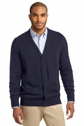 Value V-Neck Cardigan with Pockets