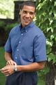 Men's Short-Sleeve Wrinkle-Resistant Oxford: (56850)