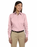 Ladies' Solid Silky Poplin: (13V0114)