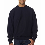 Adult Cross Weave® Crew Neck Sweatshirt: (WP7788)