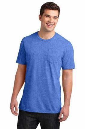 Young Mens Very Important Tee with Pocket