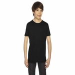 Youth Fine Jersey Short-Sleeve T-Shirt: (2201)
