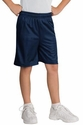 Youth PosiCharge Classic Mesh Short
