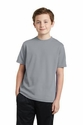Youth Posicharge Racer Mesh Tee