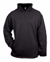 Youth Quarter-Zip Polyester Performance Fleece