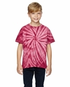 Youth Youth Team Tonal Cyclone Tie-Dyed T-Shirt