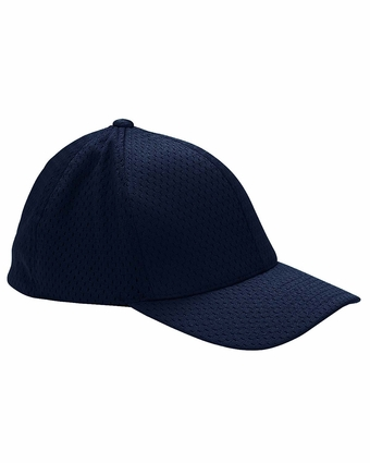 Athletic Mesh Cap: (6777)