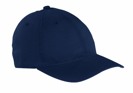 Garment-Washed Twill Cap: (6997)