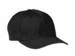 Wooly Blend 6-Panel Cap: (6477)