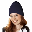 YUPOONG Knit Beanie: (Y1500)