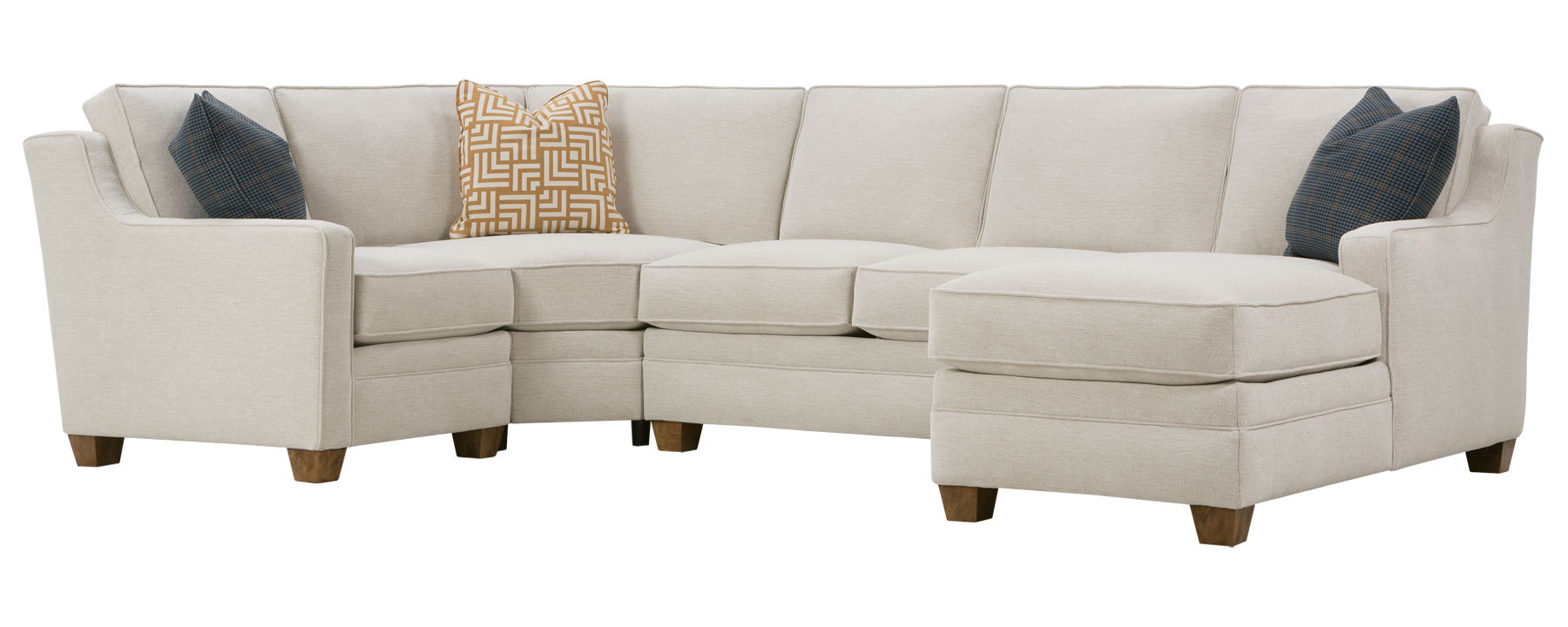 Small apartment sectional best 25 apartment size furniture for Small scale furniture for apartments
