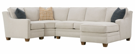 Addison Small Scale Apartment Sectional