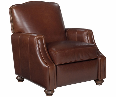 Ashford Inset Arm Traditional Recline Chair