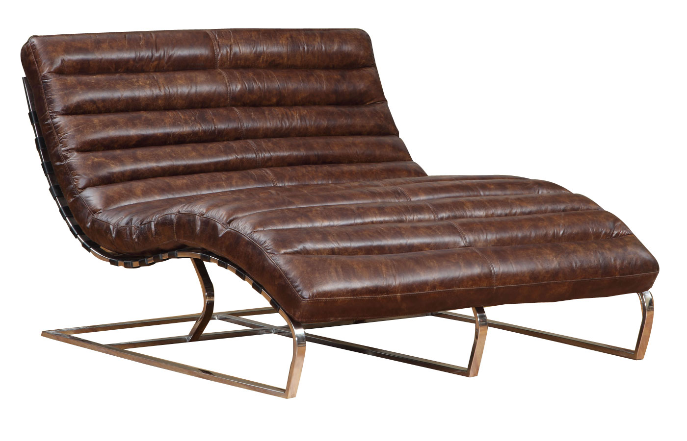 Axel Double Chaise Lounge Chairs And Recliners