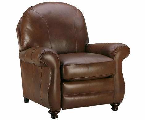 Blake Rounded Back Recline Lounge Chair