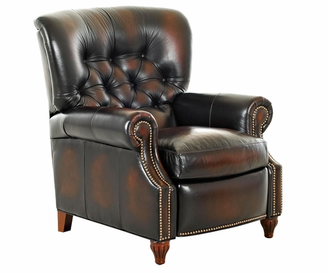 Brinkley Tufted Recliner