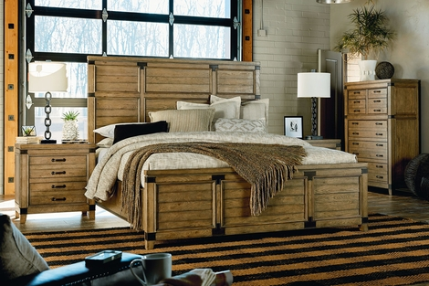 Chandler Bedroom Furniture Collection