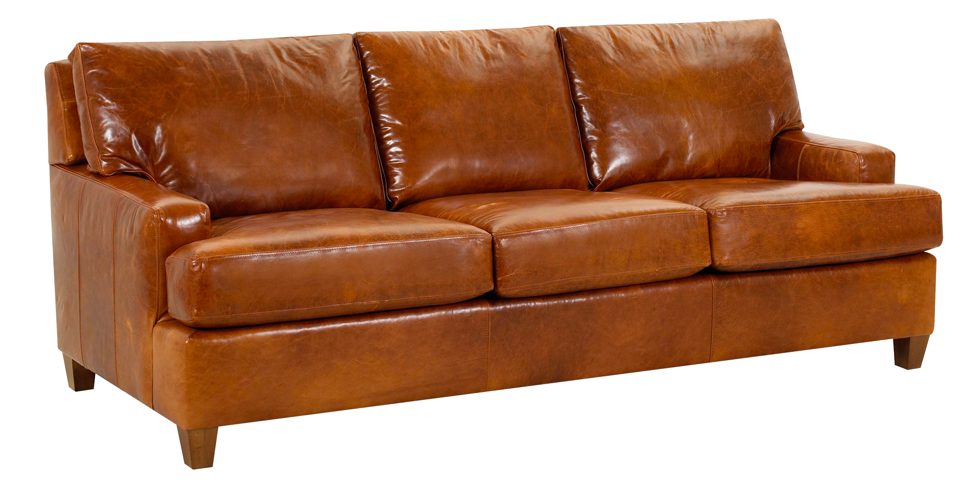 Urban Three Seat Leather Sofa Furniture Collection Club Furniture