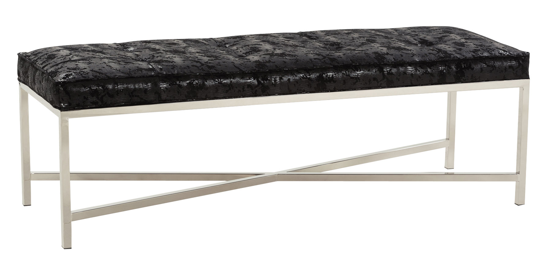 100 lucinda faux leather storage ottoman bench by