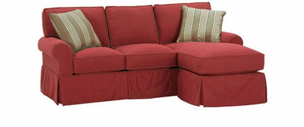 Emily  Designer Style  Sofa Sleeper With Reversible Chaise  sc 1 st  Club Furniture : sectional sofa sleeper with chaise - Sectionals, Sofas & Couches