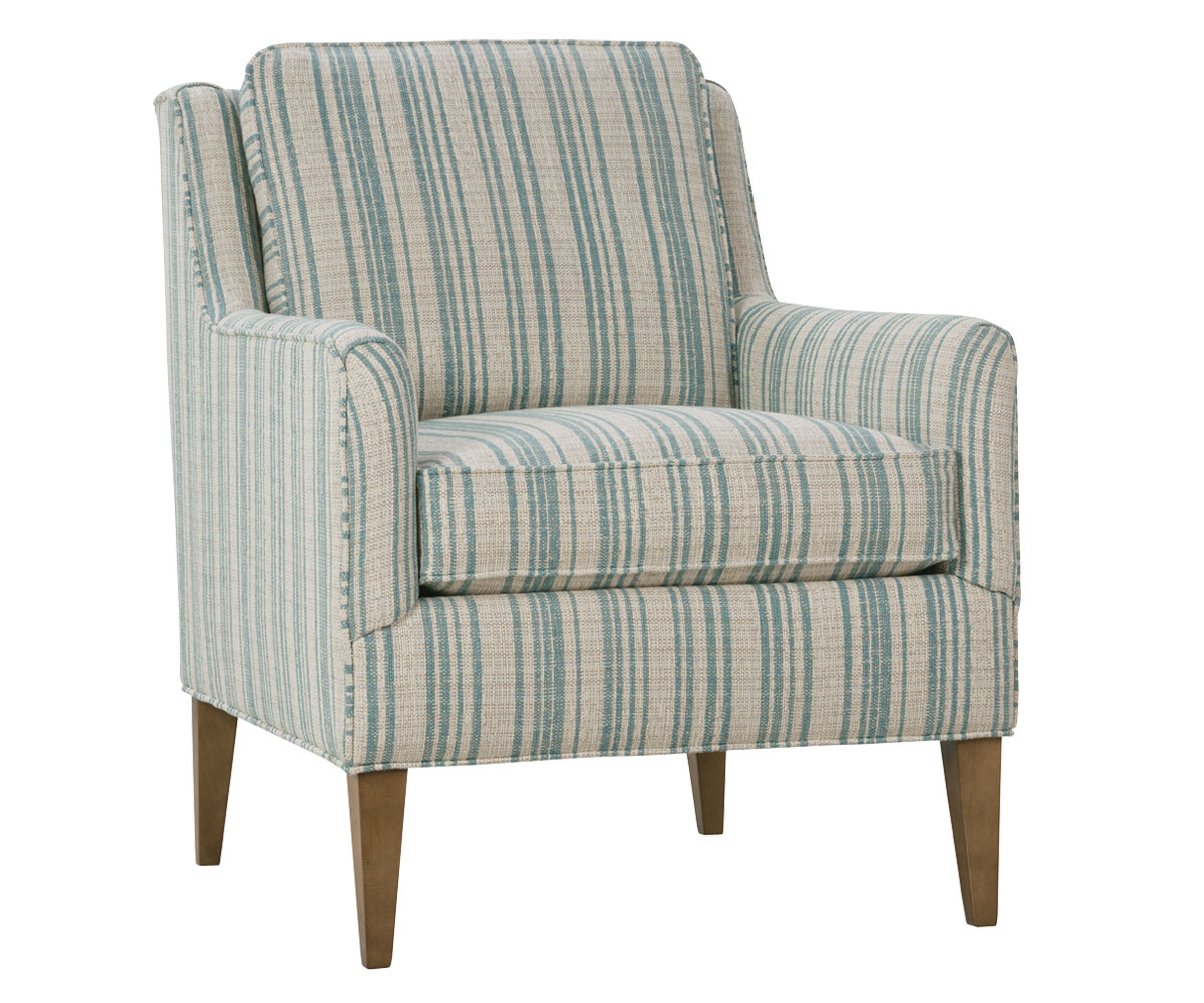 Evangeline small scale transitional fabric upholstered for Small scale furniture stores