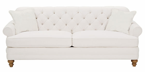 Evelyn Ready To Ship Tufted Sofa