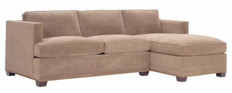 Finley Upholstered Modular With Nailhead Trim