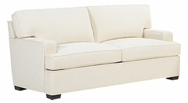 Queen Kate Sofa Sleeper Apartment Sized Upholstered Sofa