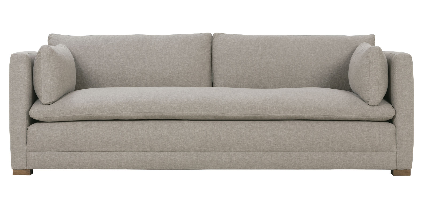 Bench seat sofa for Trendy furniture