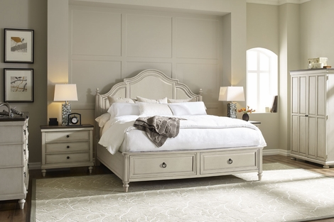 Malone Wood Bedroom Collection