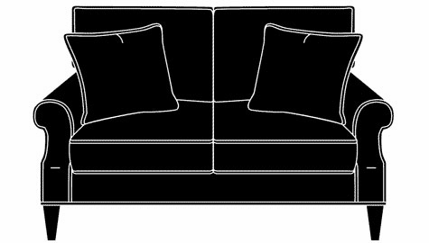 Awesome Apartment Size Loveseat Pictures - Decorating Interior ...