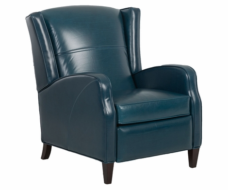 Myers Mid Century Modern Wingback Recliner