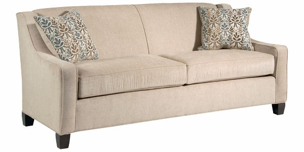 Upholstered Queen Sleeper Sofa for Small Apartments | Club Furniture