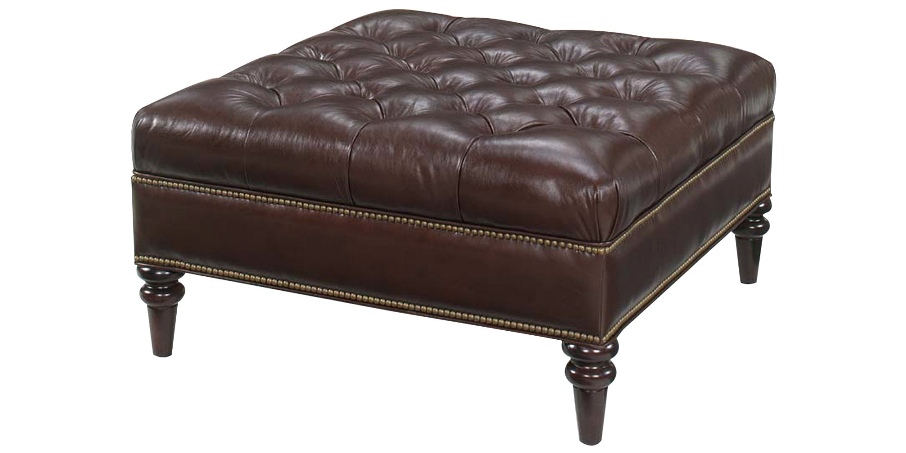 Nailhead Bedroom Bench