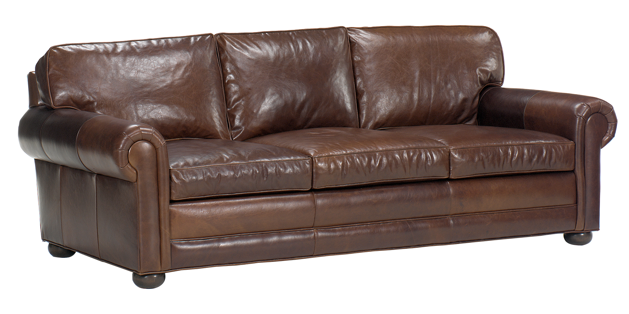 Oversized large deep seated leather furniture club furniture for Furniture leather sofa