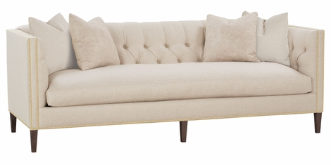 Astrid Tufted Single Seat Sofa
