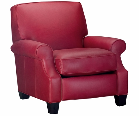 Tyler Leather Reclining Chair