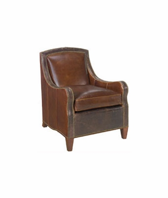 Traditional living room accent chair with button tufting for Formal living room accent chairs