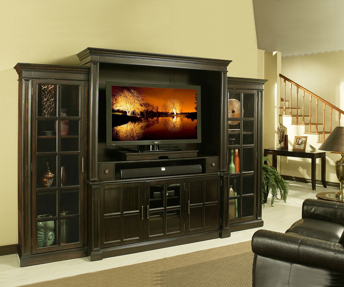 Big deal woodworking february 2015 for Large tv wall units