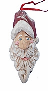 Santa Claus Christmas Ornament #17233