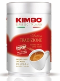 Kimbo Antica Tradizione Ground Coffee (case: 12 cans)