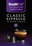 Classic Espresso Dualit NX Coffee Capsules, Pack of  50