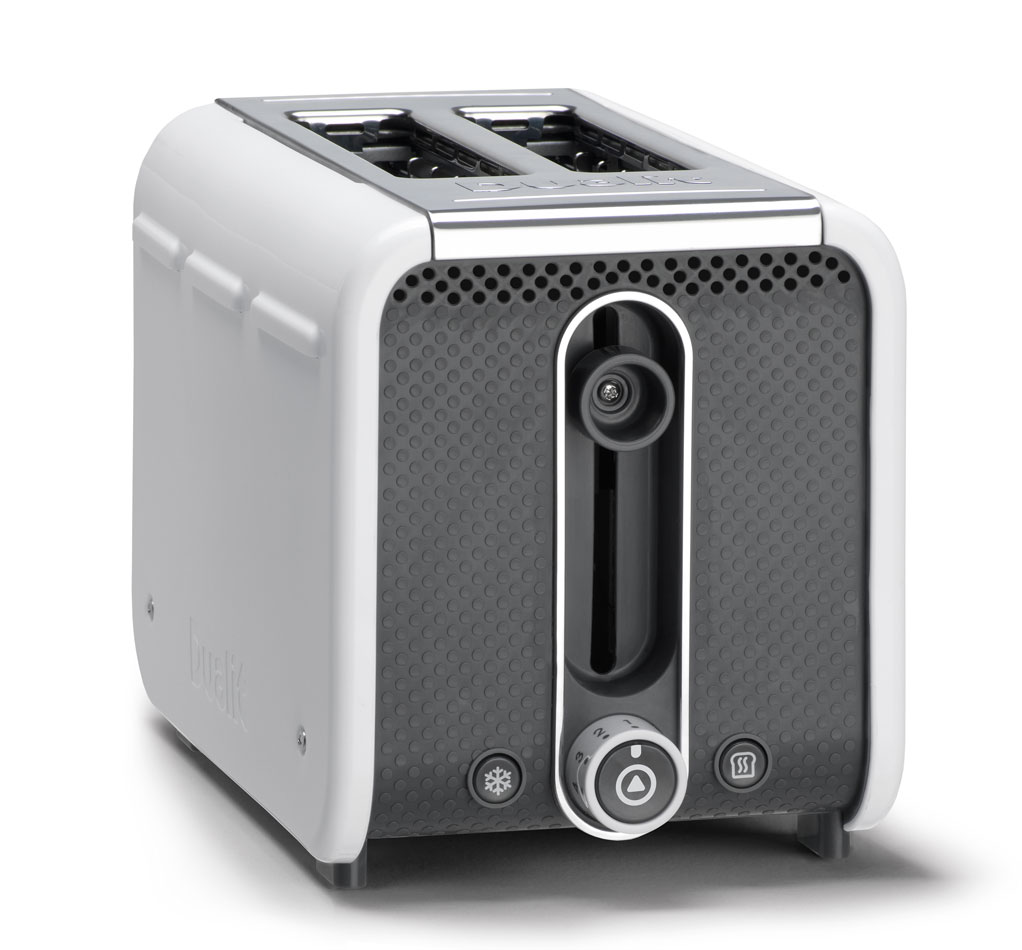 by white vario slice smart toaster dualit