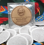Kona Tropical Blend Coffee Pods   (18CT)