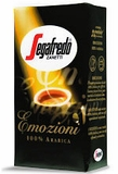 Segafredo EMOZIONI Arabica Ground Espresso (12 bricks)