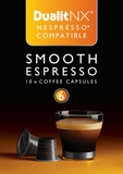 Smooth Espresso  Dualit NX Coffee Capsules, Pack of  50