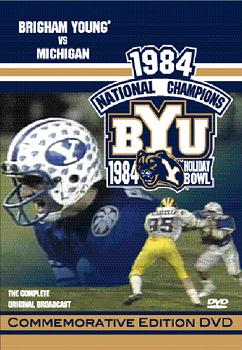 1984 Holiday Bowl DVD